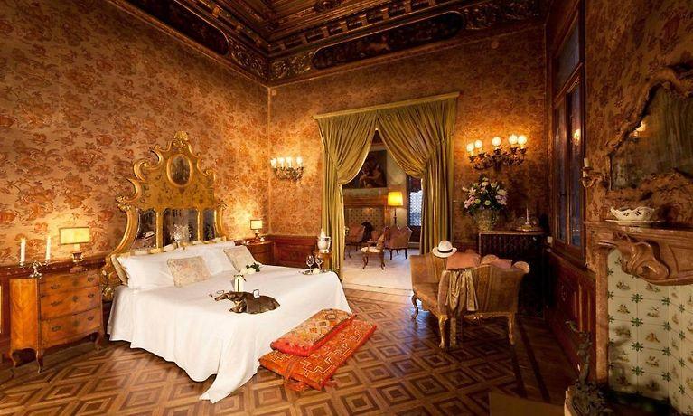 Maison D Hotes Palazzetto Pisani Grand Canal Venise Italie